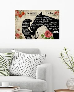 Poster You are not just a horse you are my sanity custom personalized name