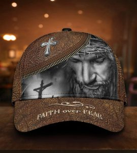Faith over fear cap