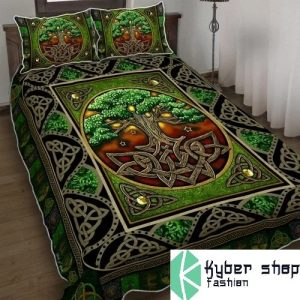 Irish tree bedding set