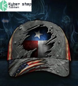 Texas state flag cap